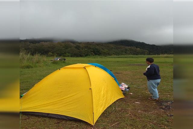 Camping Di Ranca Upas Bandung