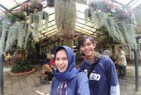 Nama Taman di Dalam Wisata Taman Bunga Nusantara