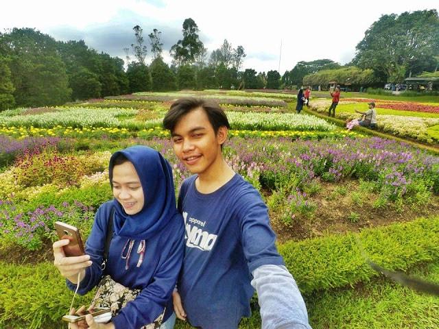Objek Wisata di Puncak Bogor
