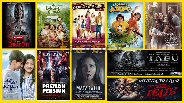 Daftar Film Bioskop Indonesia Yang Tayang Januari 2019