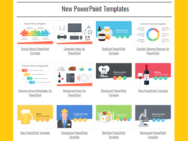 Download Template Power Point Gratis