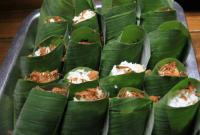 Manfaat daun pisang untuk pembungkus makanan