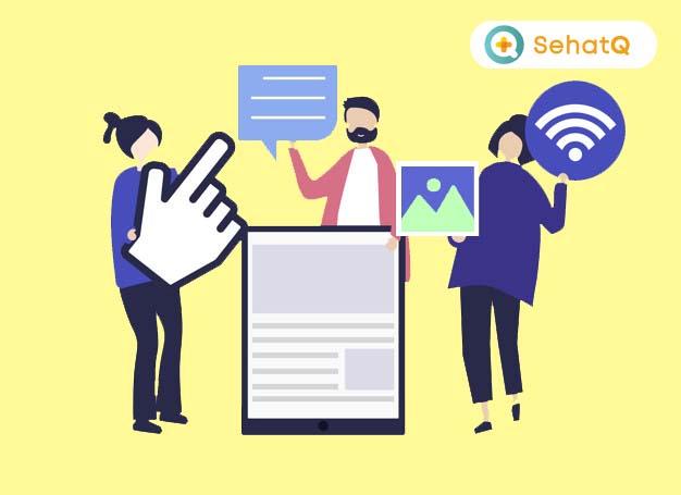 Temukan Jawaban dari Masalah Kesehatan di Forum SehatQ