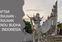 Daftar kerajaanr kerajaan hindu budha di indonesia